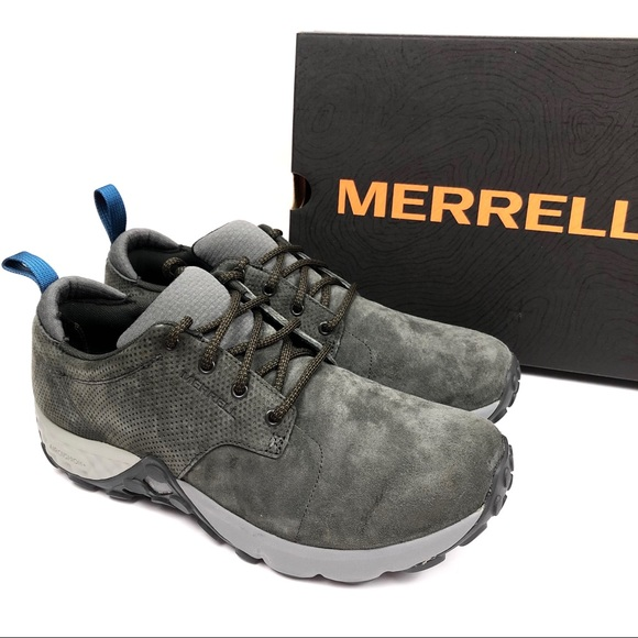 Merrell Other - Merrell Jungle Lace AC+ Gray Beluga Shoes J92023